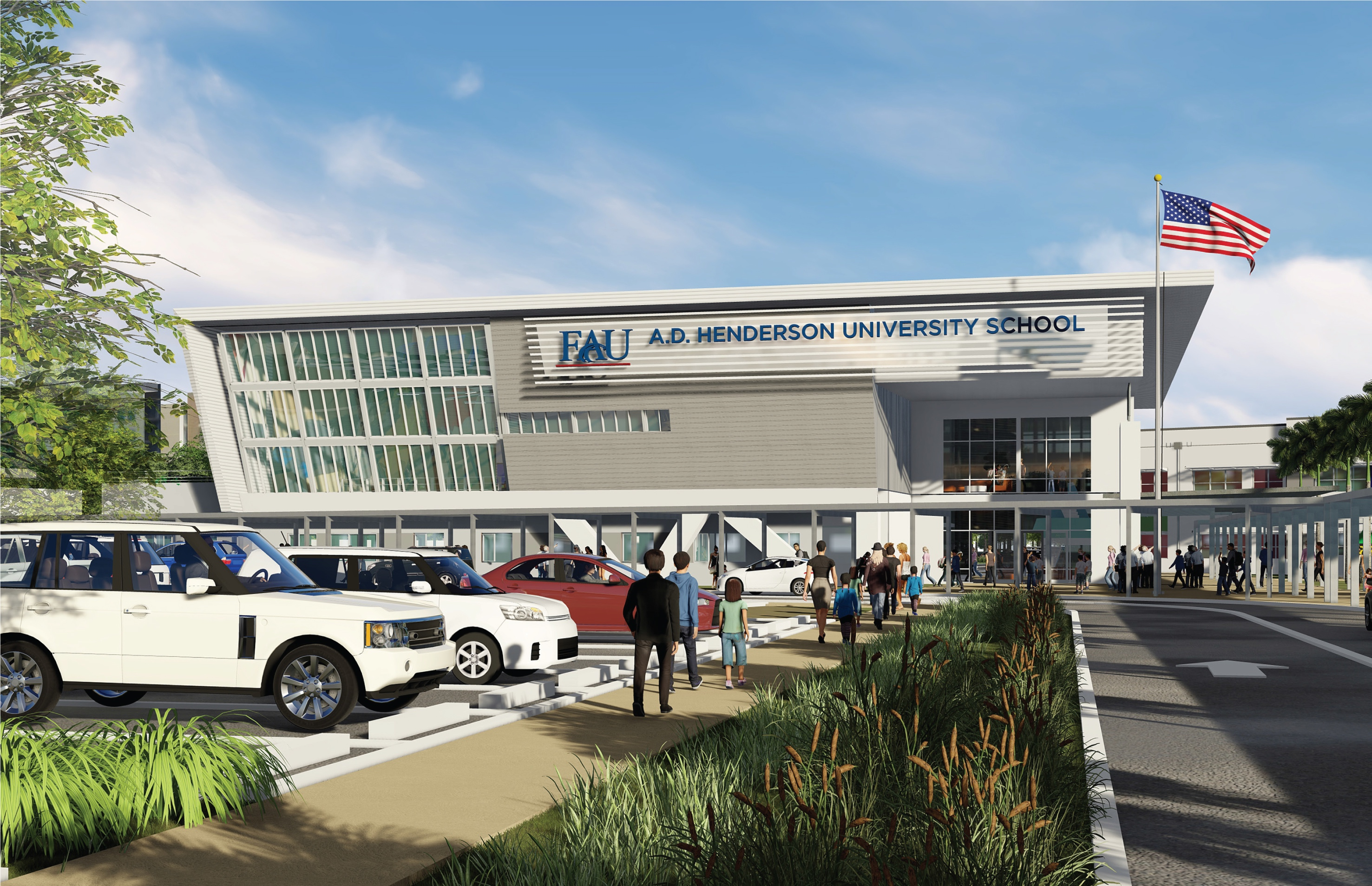 New Campus Rendering