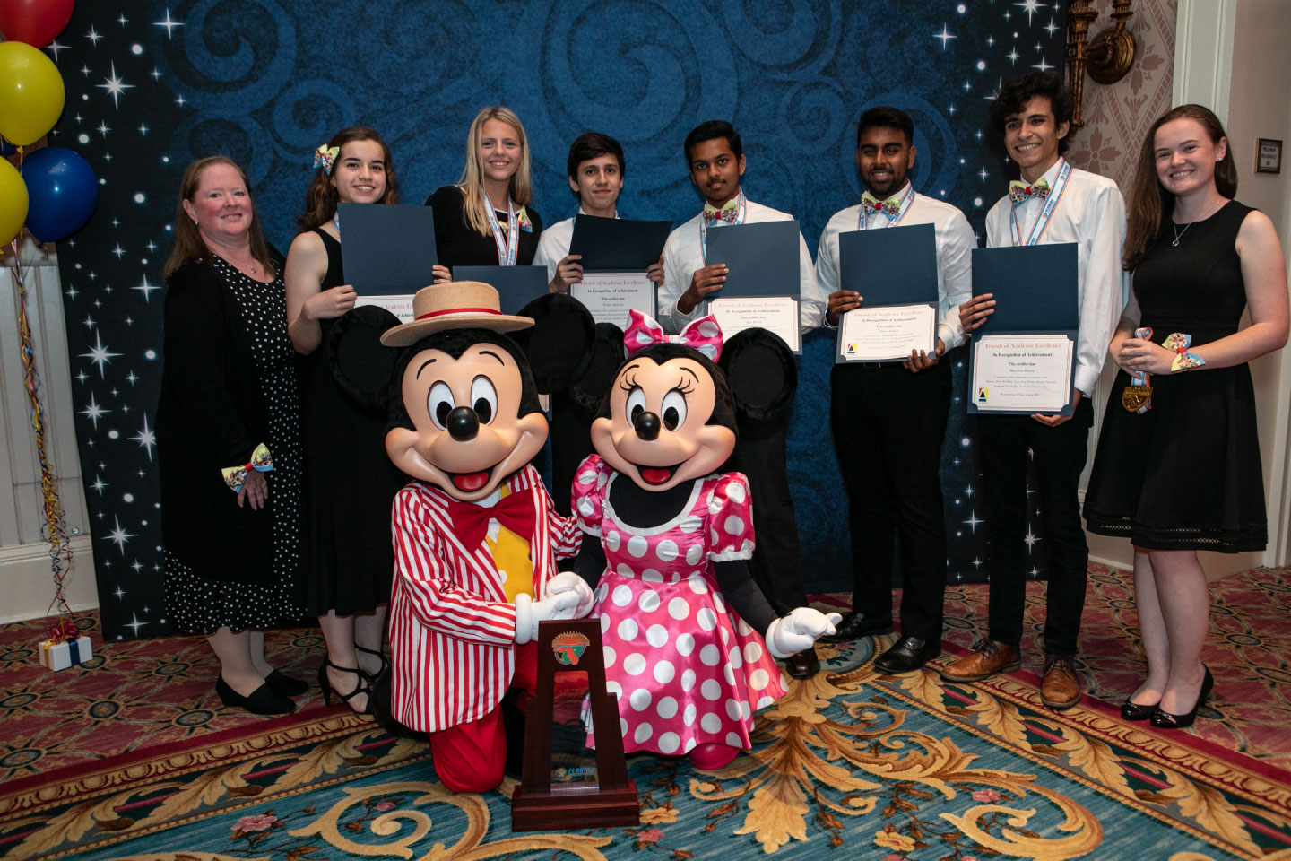 Commissioner's Academic Challenge at Walt Disney World