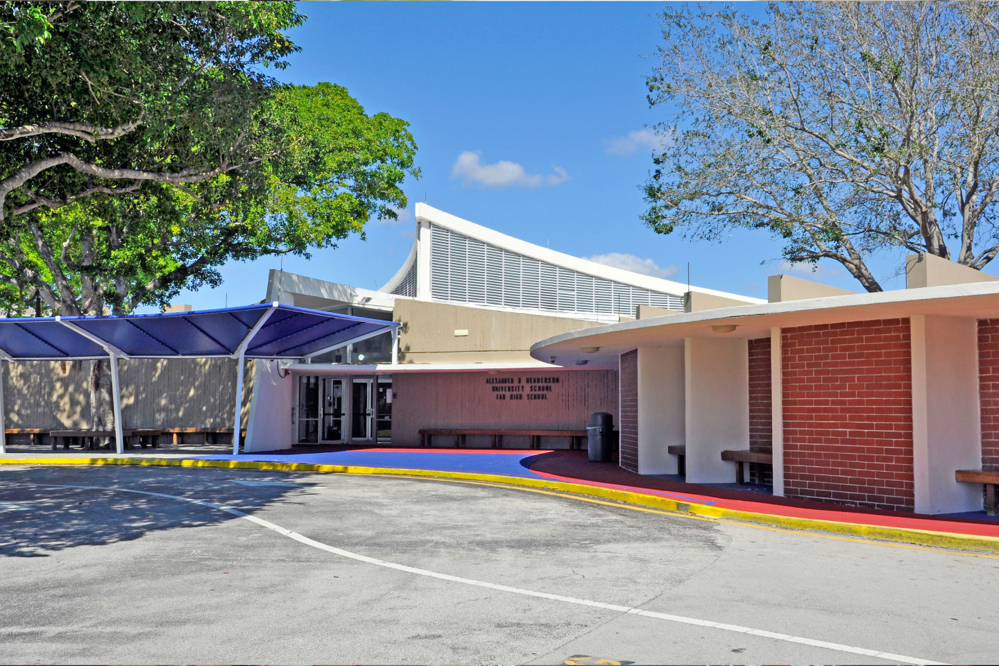 A.D. HENDERSON & FAU HIGH SCHOOL
